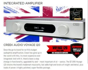 CREEK AUDIO VOYAGE i20